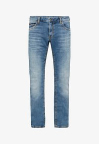 Camp David - RETRO STYLE - Straight leg jeans - light vintage - 6