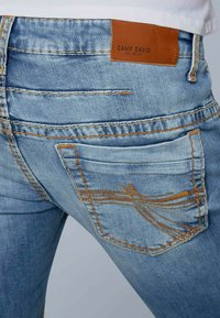 Camp David - RETRO STYLE - Straight leg jeans - light vintage - 5