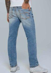 Camp David - Straight leg jeans - light vintage - 2