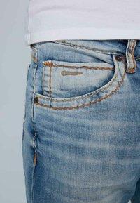 Camp David - Straight leg jeans - light vintage - 4