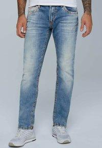Camp David - Straight leg jeans - light vintage - 0