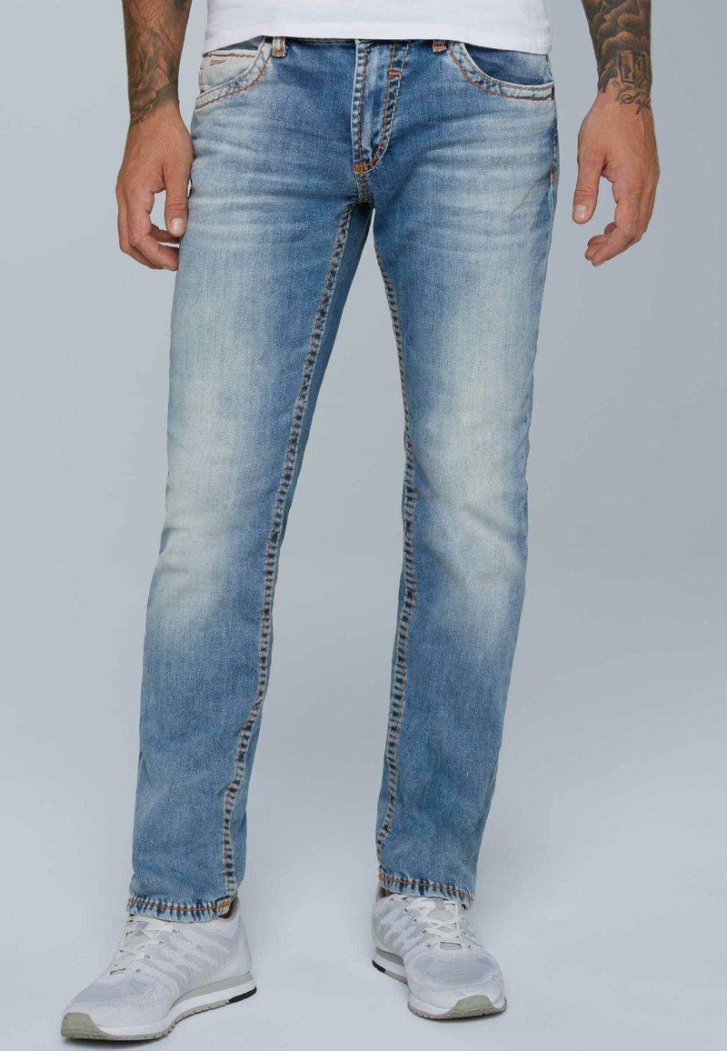 Camp David - Straight leg jeans - light vintage