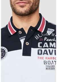 Camp David - Polo shirt - white - 3