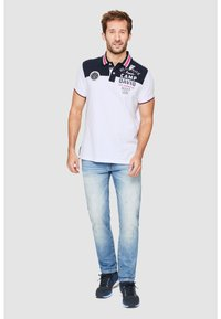 Camp David - Polo shirt - white - 1