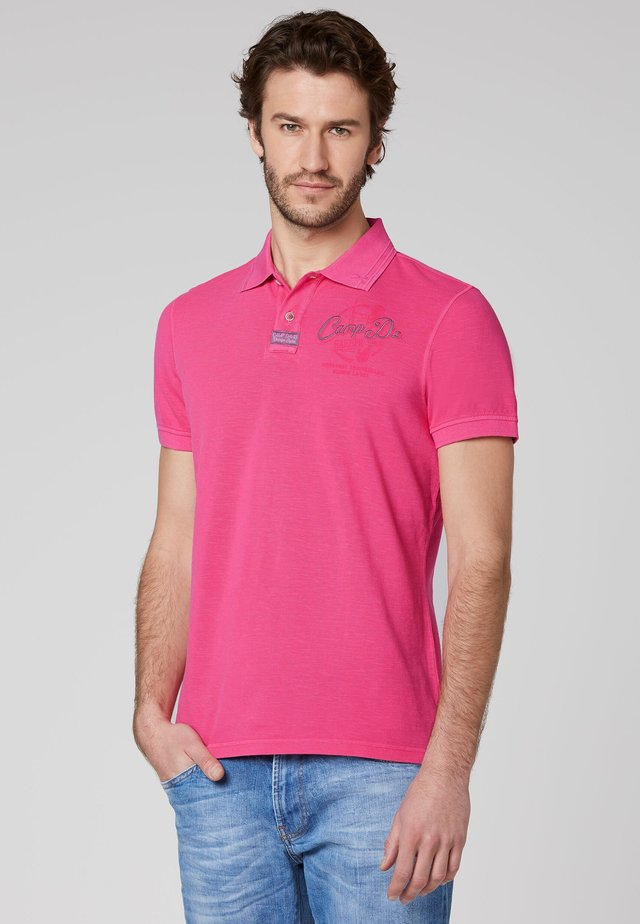 Polo shirt - punch