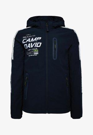 Outdoor jacket - blue navy