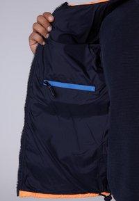 Camp David - MIT KAPUZE - Winter jacket - neon yellow - 5