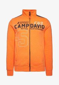Camp David - Zip-up hoodie - neon fire - 7