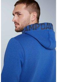 Camp David - Hoodie - blue - 6