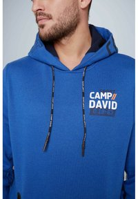 Camp David - Hoodie - blue - 3