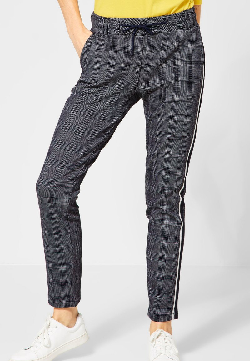 Cecil - Trousers - grey