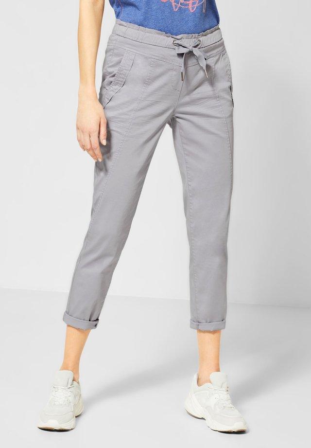 CHELSEA - Trousers - grey