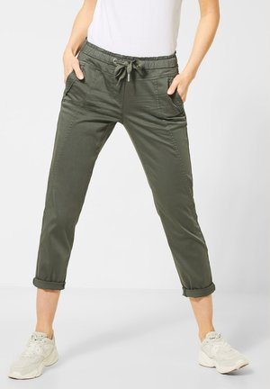 CHELSEA - Trousers - grün