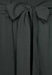Cecil - UNIFARBE - Trousers - grün - 4