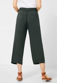 Cecil - UNIFARBE - Trousers - grün - 2