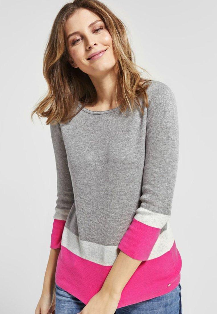 Cecil - Sweatshirt - pink