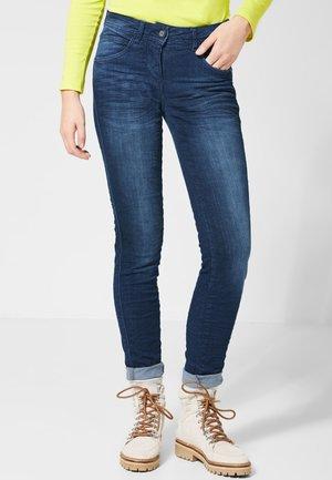 CHARILZE - Slim fit jeans - blue