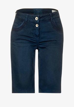 Short en jean - blau
