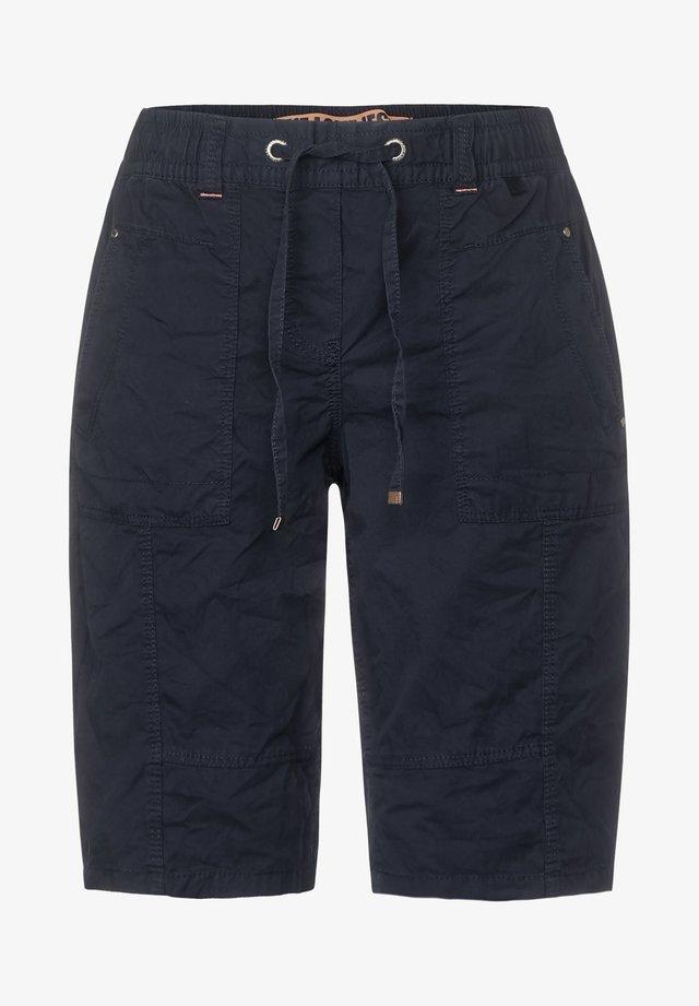 LOCKERE  - Shorts - blau