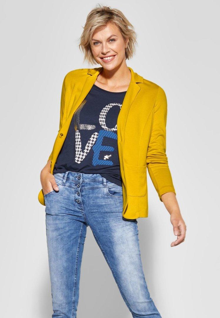 Cecil - Blazer - yellow