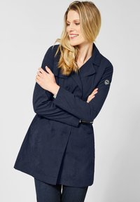 Cecil - Trenchcoat - blue - 0