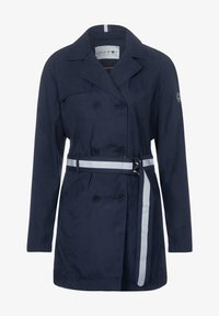 Cecil - Trenchcoat - blue - 3