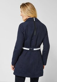 Cecil - Trenchcoat - blue - 2