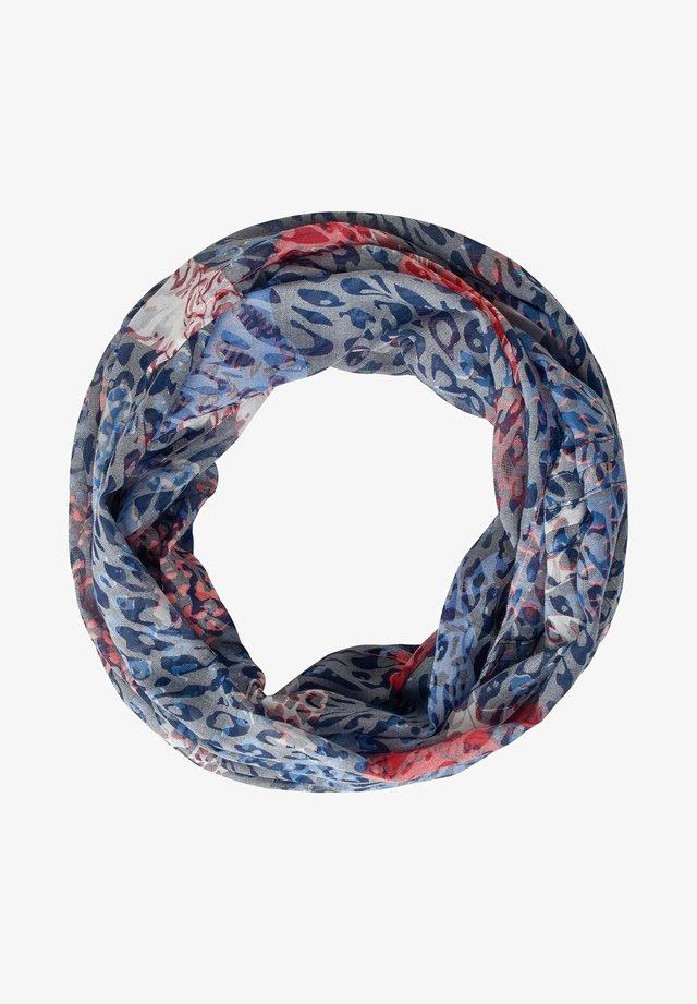 Sjaal - blau