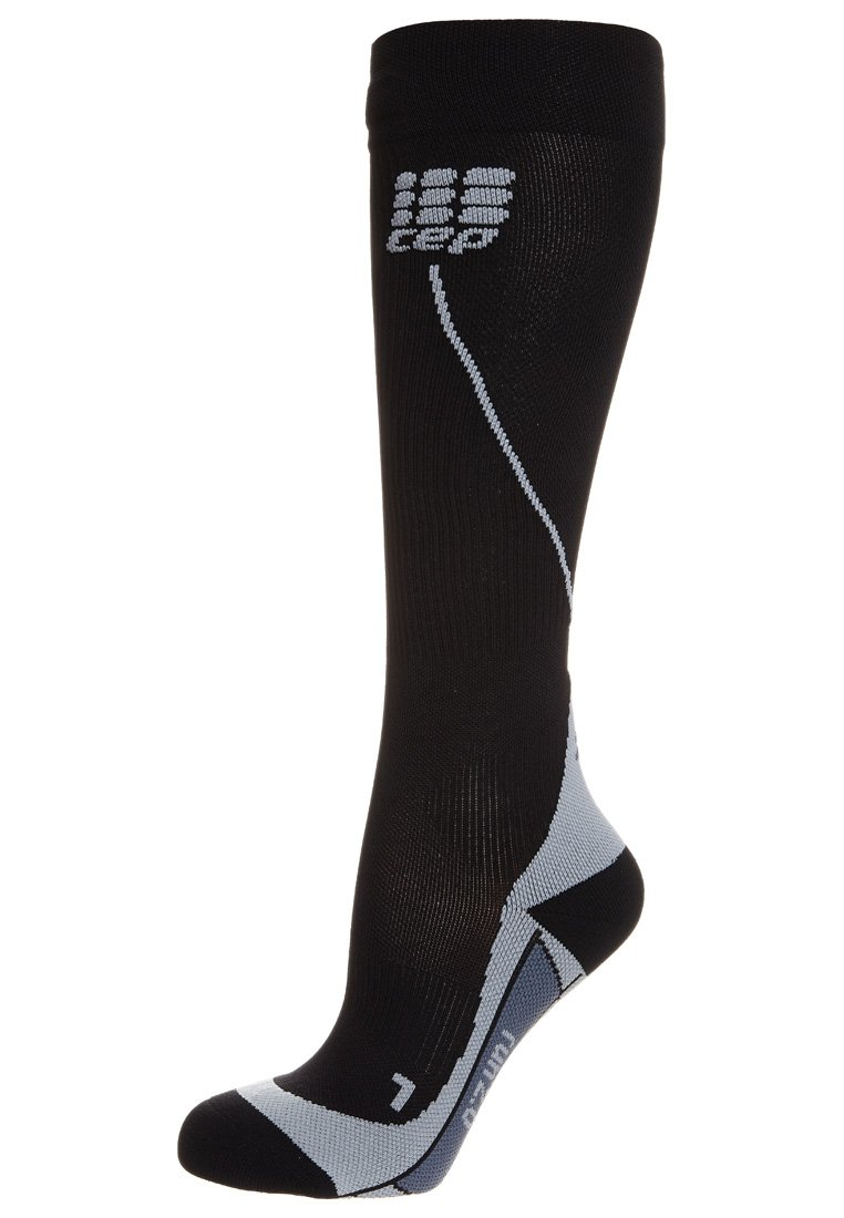 CEP - PROGRESSIVE+ RUN SOCKS 2.0 - Knee high socks - black/grey