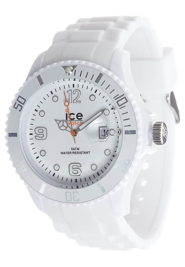 SILI - Horloge - white big