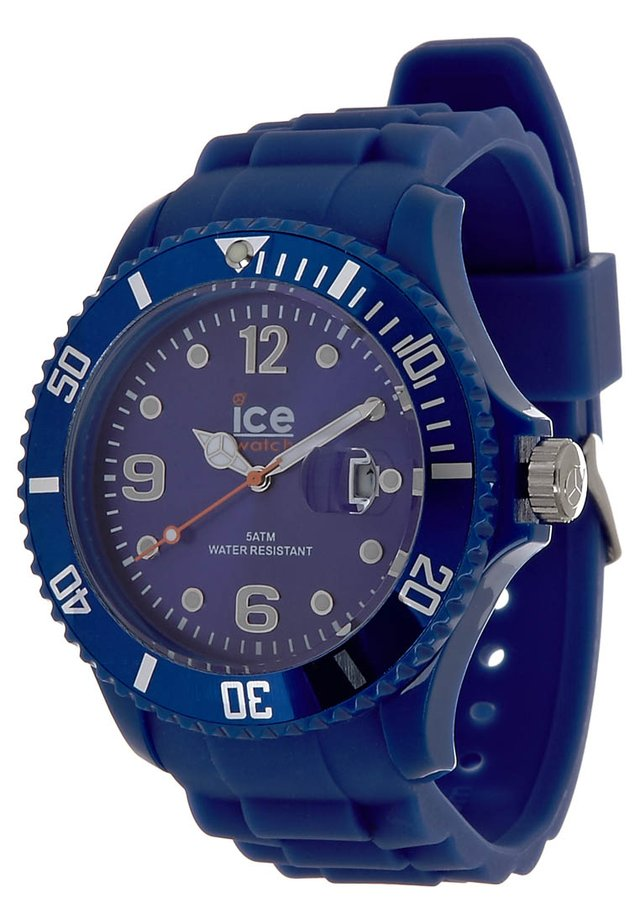 SILI BIG - Watch - blue