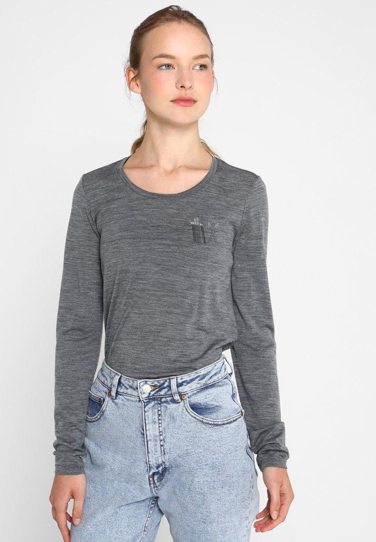 Icebreaker - Sports shirt - gritstone