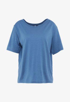 TABI TECH LITE LAID BACK - Basic T-shirt - thunder
