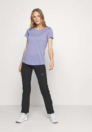 SPHERE LOW - T-shirts basic - lilac