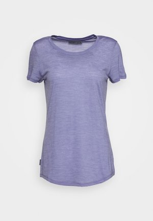 SPHERE LOW - Basic T-shirt - lilac