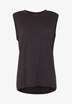 NATURE DYE DRAYDEN TANK - Sports shirt - tannin
