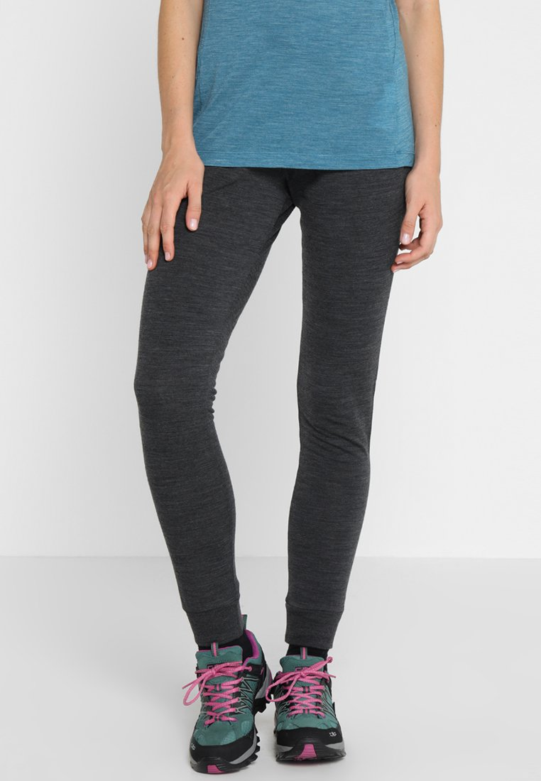 Icebreaker - CRUSH PANTS - Pantalones deportivos - jet heather