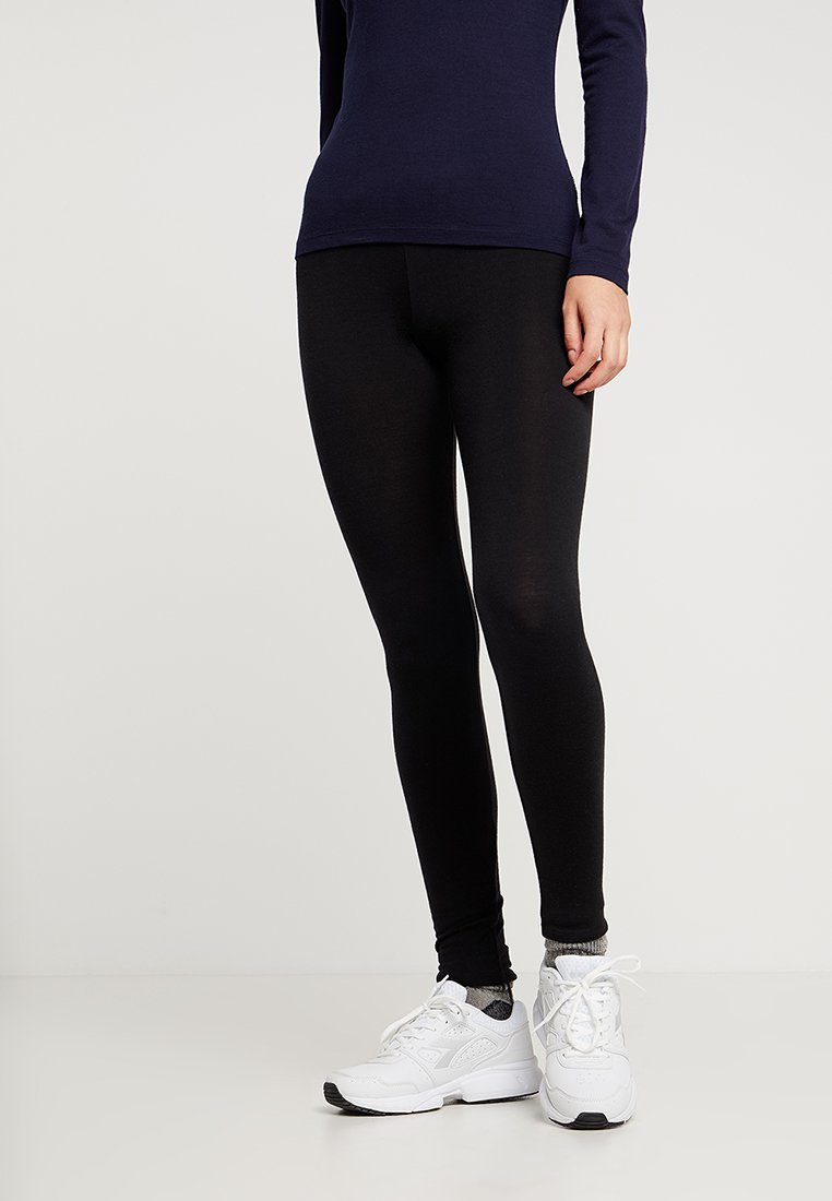 Icebreaker - SOLACE LEGGINGS - Medias - black