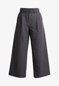Icebreaker - TABI SHIELD CROPPED PANTS - Outdoorové kalhoty - monsoon - 4