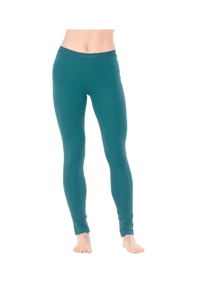 Leggings - smaragd (42)