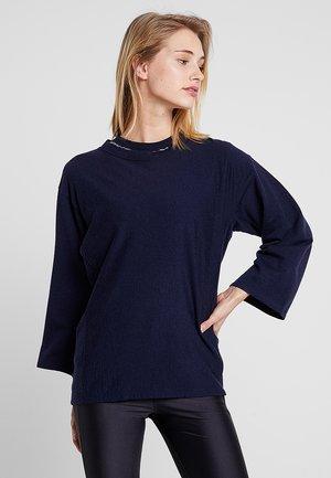 TABI LAID BACK - Sweatshirt - midnight navy