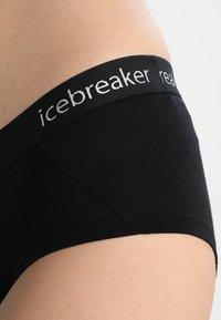 Icebreaker - SPRITE HOT PANTS - Panties - black - 4