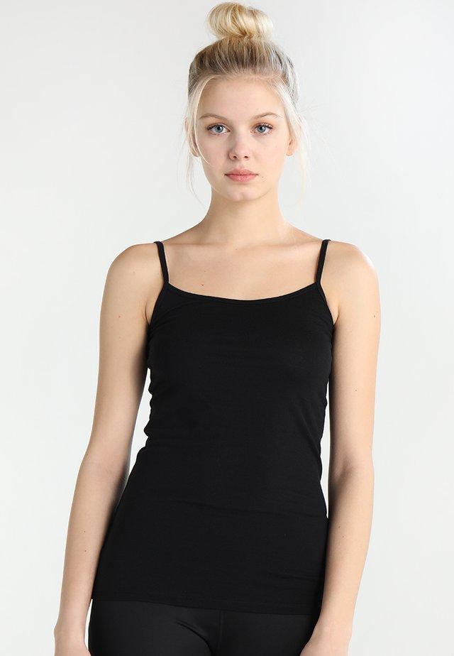 SIREN - Unterhemd/-shirt - black