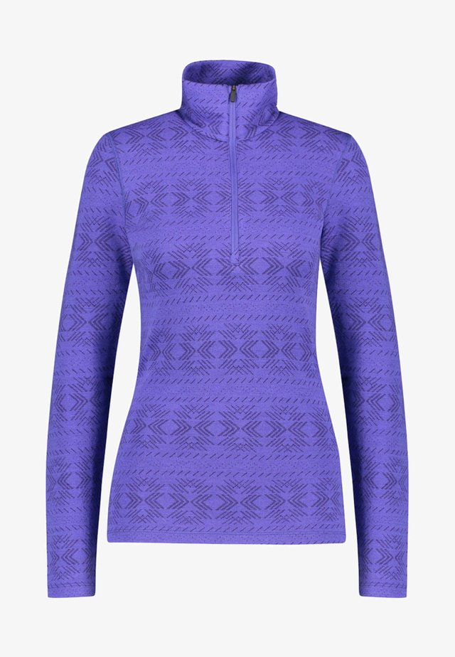CRYSTALLINE - Sports shirt - blue
