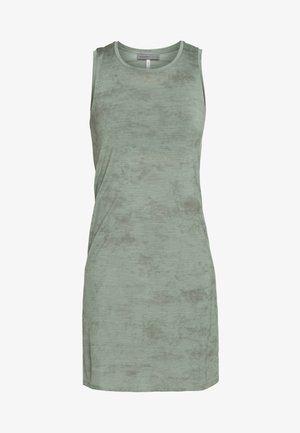 YANNI SLEEVELESS DRESS - Sports dress - shale