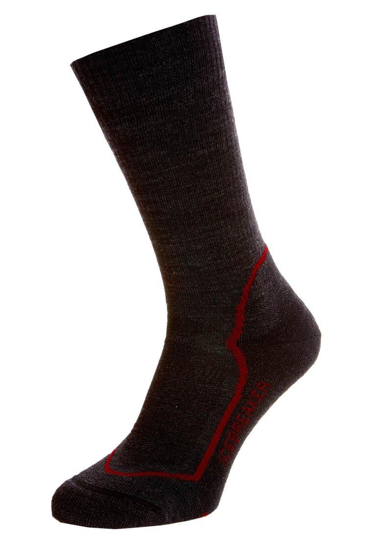 Icebreaker - HIKE+ - Sports socks - jet/red/blue