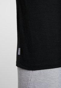 Icebreaker - BEAR LIFT - T-Shirt print - black - 3