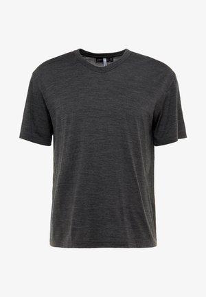 TABI TECH LITE  - T-Shirt print - dark grey melange