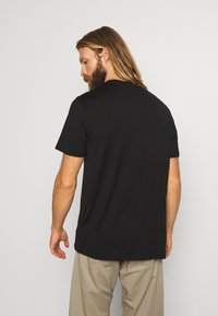 Icebreaker - TECH LITE - T-shirts basic - black - 2