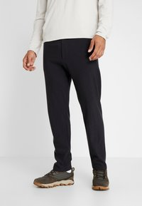 Icebreaker - TABI REAL PANTS - Tracksuit bottoms - deep midnight - 0